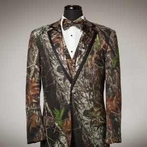 Camo Coat Vest