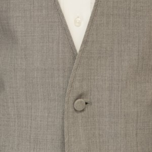 Gray Savoy Wool