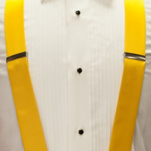Saffron Suspenders