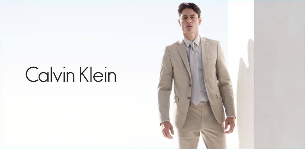 Introducing Calvin Klein & Ralph Lauren Suits : Classic Tuxedos & Suits