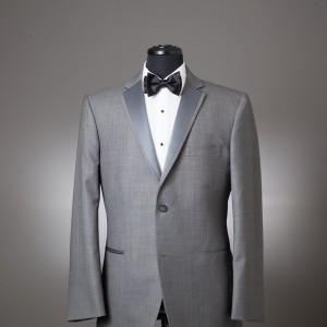 Grey Grayson Coat