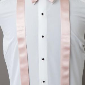 Blush Suspenders