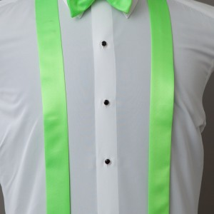 Hot Lime Suspenders