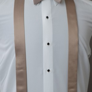 Tan Suspenders