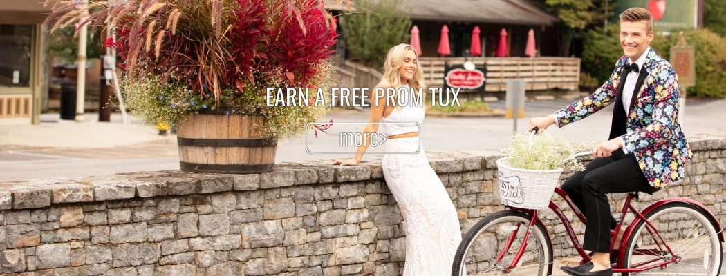 Prom Tux Tuxedo Discount Free Prom Suit 2020